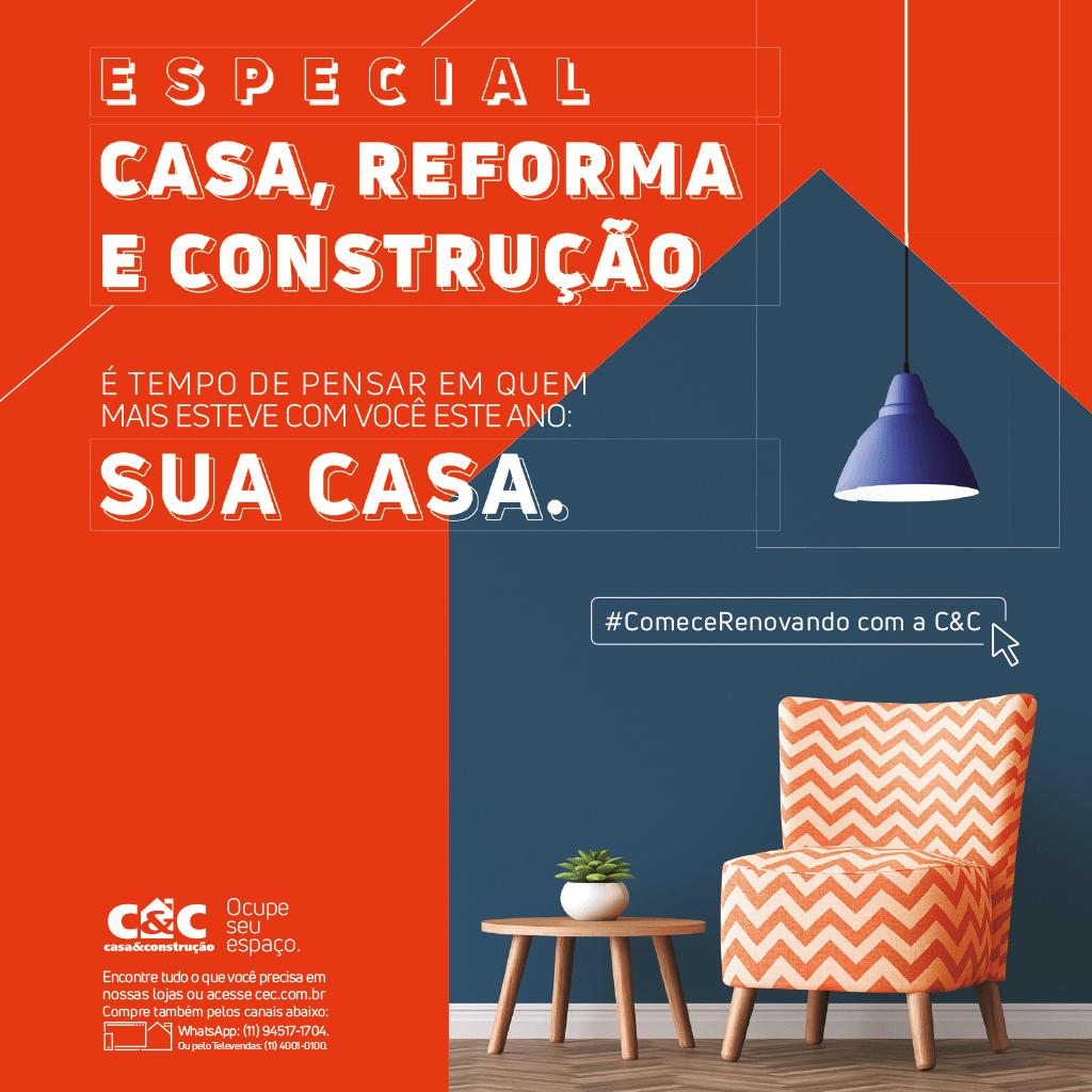 Tabloide Sua Casa - São Paulo