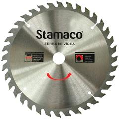 """""""Disco de Serra em Vídea Serramax 105mm (4.3/8"""""""") com 40 Dentes"""" - Stamaco"""