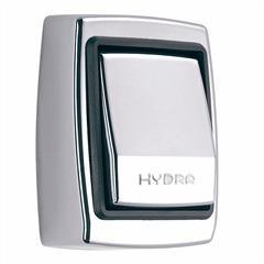 Acabamento para Válvula de Descarga Hydra Luxo Cromado - Deca