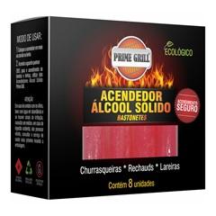 Acendedor Solido Estojo Prime Grill - Prime Gril