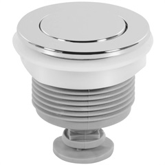 Acionamento Superior para Caixa de Descarga Acoplada Cromado - Astra
