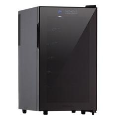 Adega Termoelétrica Easy Cooler para 18 Garrafas 220v Preta