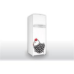 Adesivo Decorativo Galinha para Geladeira - R+ Comunicação