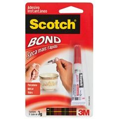 Adesivo Instantâneo Bond - 3M