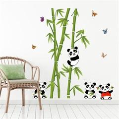 Adesivo para Parede Bamboo 60x90cm com 1 Peça - Evolux
