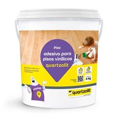 Adesivo para Piso Vinílico 4kg - Quartzolit