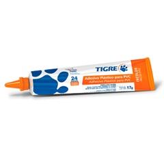 Adesivo Plástico para Pvc 17g Incolor - Tigre