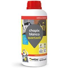 Aditivo Chapix Branco 1 Litro - Quartzolit