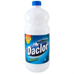 Água Sanitária Daclor 1 Litro - Sanol