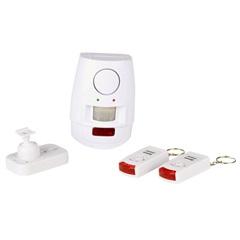 Alarme Residencial sem Fio com Sensor E Sirene  - DNI