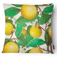 Almofada Decorativa Outdoor 038 43x43cm Amarelo E Verde - Belchior