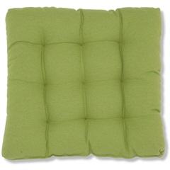Almofada em Algodão Fuzzi 40x40cm Verde - Casa Etna