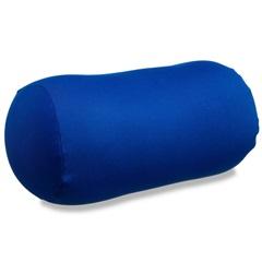 Almofada em Poliéster Rolinho 15x30cm Azul - Casa Etna