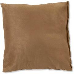 Almofada em Suede Toscana 45x45cm Caramelo - Casa Etna
