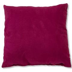 Almofada em Suede Toscana 45x45cm Rosa - Casa Etna