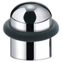 Amortecedor de Piso para Porta 3,8cm Cromado - Pado