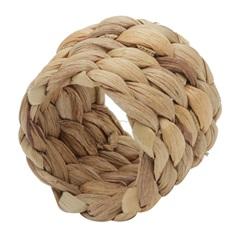 Anéis para Guardanapo em Fibra Natural com 4 Peças - Bon Gourmet
