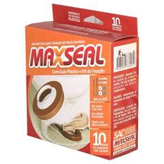 Anel de Cera para Vedação de Vaso Sanitário - Maxseal