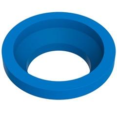 Anel de Vedação Universal para Saída de Caixa Acoplada - Blukit