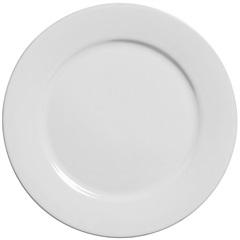 Aparelho de Jantar Concept em Cerâmica com 16 Peças Branco E Azul - Scalla
