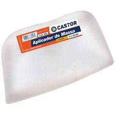 Aplicador de Massa em Plastico Branco  - Castor