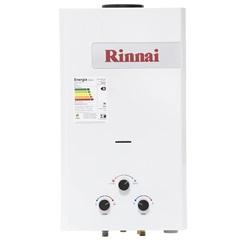 Aquecedor de Água a Gás Analógico 15 Litros Glp Branco - Rinnai