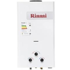 Aquecedor de Água a Gás Analógico 15 Litros Gn Branco - Rinnai