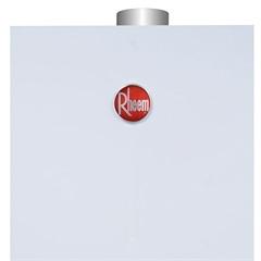 Aquecedor de Água a Gás Digital Prestige 22 Litros Bivolt Gn Branco - Rheem