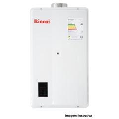 Aquecedor de Agua a Gás Reu 2402 Glp 32,5 Litros Branco Bivolt - Rinnai