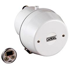 Aquecedor de Água para Hidromassagem 8200w 220v Super Digital Branco - Cardal