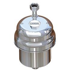 Aquecedor Individual de Baixa E Alta Pressão 5200w 220v Cromado  - Cardal