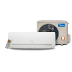 Ar-Condicionado com Controle Remoto 1066w 220v 12000btus Split Springer Branco