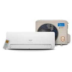 Ar-Condicionado com Controle Remoto 1066w 220v 9000btus Split Springer Branco
