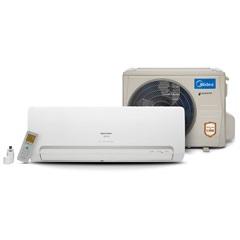 Ar-Condicionado com Controle Remoto 1066w 220v 9000btus Springer Branco - Kit