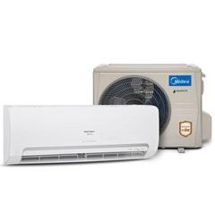 Ar-Condicionado com Controle Remoto Split Springer Inverter Wi-Fi 220v 12000 Btus Quente/Frio Branco - Kit