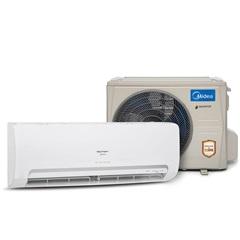 Ar-Condicionado com Controle Remoto Split Springer Inverter Wi-Fi 220v 9000 Btus Quente/Frio Branco - Midea