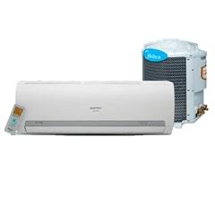 Ar-Condicionado com Controle Springer Split Hi-Wall Fr 1085w 220v 12000btus Branco - Midea
