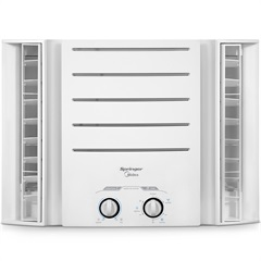 Ar Condicionado Mecânico de Janela 7500 Btus Frio Springer 220v  - Midea