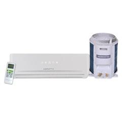 Ar-Condicionado Split com Controle Remoto Top Eco 220v 9.000 Btus Frio Branco - Agratto