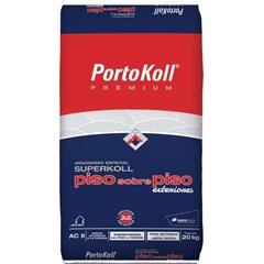Arg. Piso/Piso Int/Ext 20kg Portokoll - Portokoll
