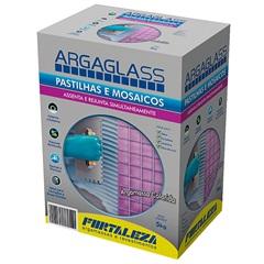 Argaglass Bege 5kg   - Fortaleza