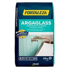 Argamassa Argaglass 20kg Preta - Usina Fortaleza