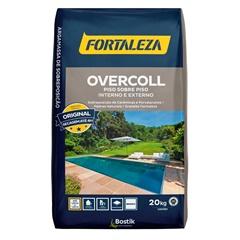 Argamassa Overcoll Secagem Rápida 20kg Branca - Usina Fortaleza