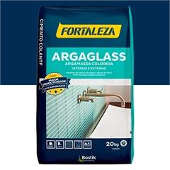 Argamassa para Pastilha de Vidro Argaglass Azul Cobalto 20kg - Fortaleza