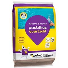Argamassa para Pastilhas 5kg Branca - Quartzolit