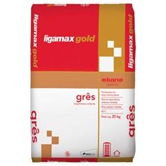 Argamassa para Porcelanato Interno Cinza - Ligamax Gold