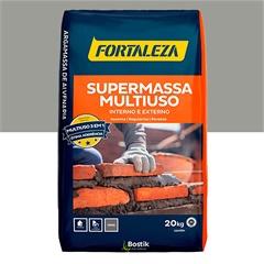 Argamassa para Revestimento Supermassa Multiuso Cinza 20kg - Fortaleza