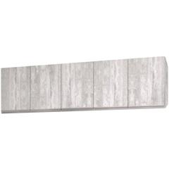 Armario Aereo Tupa Calcare 194cm Cozi - Cozimax