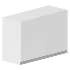 Armário Basculante em Mdf Siena 80x54cm Branco - Bonatto