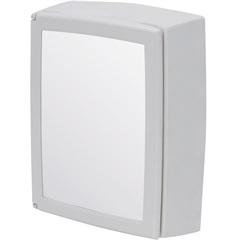 Armário em Polipropileno para Banheiro de Sobrepor 30x37cm Branco - Astra